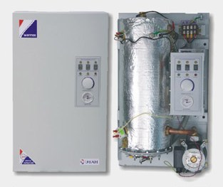 Класс Комфорт Эван Warmos M - 7,5 (220 - 380 B) с насосом Электрический котел отопления 12158/12153