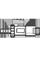 Meibes KFR шаровой кран. Артикул (M65053MS)
