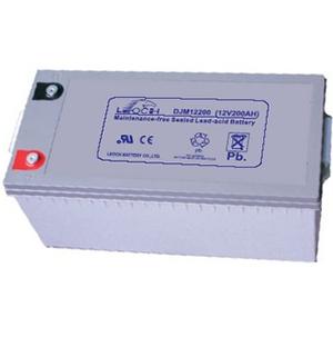 Аккумуляторная батарея leoch DJM 12-200