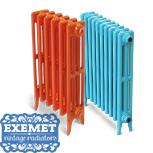 EXEMET серия Neo чугунные  трубчатые радиаторы