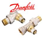 Термостатические клапаны Danfoss (Данфосс)