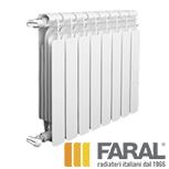 FARAL Full Bimetallico, биметаллические радиаторы