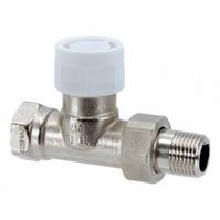 """Вентиль (термостатический клапан) Oventrop AV6 прямой Ду10 3/8"""", артикул 1183863"""