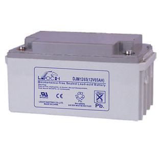 Аккумуляторная батарея leoch DJM 12-65