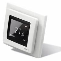 Терморегулятор DEVI Devireg Touch с комбинацией датчиков, белый (арт. 140F1064)