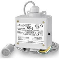 Контроллер температуры / осадков для управления кабельными системами снеготаяния DEVI DS-8, 088L3036 (088L3045)