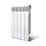 Алюминиевые секционные радиаторы отопления
