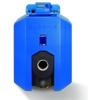 Напольный чугунный котел Buderus Logano G125WS - 25 кВт, работающий на газе или дизельном топливе