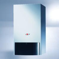Газовый настенный конденсационный котел Wolf CGB-100,  8613685