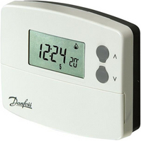 Беспроводный программируемый комнатный термостат Danfoss TP5001A-RF, 087N791301