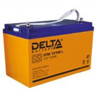 Свинцово-кислотные аккумуляторные батареи Delta серии DTM 1240 L