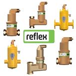 Автоматический сепаратор воздушных микропузырьков Reflex 'exair'