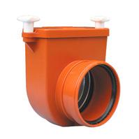 Механический канализационный затвор HL для колодцев, HL710.0