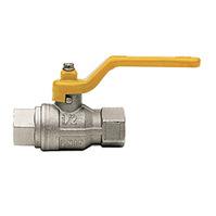Itap BERLIN 070 1 1/4 Кран шаровый муфтовый для газа полнопроходной (рычаг), 26077