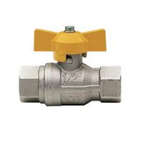 Itap BERLIN 072 3/4 Кран шаровый муфтовый для газа полнопроходный (бабочка), 26081