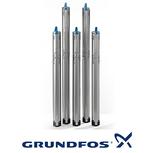 Насосы для скважин Grundfos серия SQ/SQE