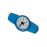 Heimeier Термометр для GLOBO, диапазон 0-120 oС, DN10-32, синий, 0600-01.380