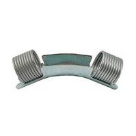 Направляющий отвод REHAU 45° 16 с кольцами, для фиксации поворота трубы 11391211002