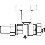 Optibal с рычагом (сварка - колпачок), для высокого давления