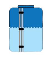 Датчик уровня воды в баке AquaBast