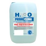 Вода подготовленная PrimoClima для отопления и кондиционирования