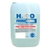 Вода подготовленная PrimoClima для отопления и кондиционирования 10л