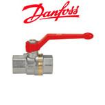 Шаровые краны Danfoss