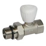 Вентиля для ручной регулировки радиаторов