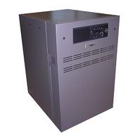 Атмосферный напольный газовый котел Baxi SLIM HPS 1.110