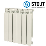 Алюминиевые радиаторы STOUT