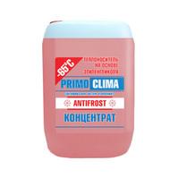 Теплоноситель PRIMOCLIMA ANTIFROST на основе этиленгликоля, масса брутто - 10 кг (антифриз для систем отопления)