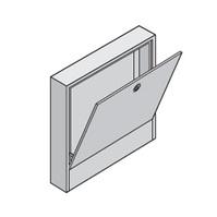 Uponor коллекторный шкаф накладной L=555 мм T=160 мм, 1046996