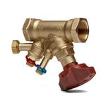 Гидравлическая увязка системы (Балансировочные клапаны)