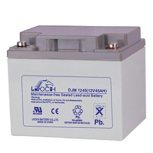 Аккумуляторная батарея leoch DJM 12-45