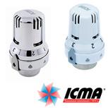 Термостатические головки ICMA