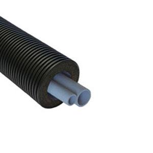 Двухтрубная система Thermaflex Flexalen 1000+ для отопления и водоснабжения FV+R200A32A25
