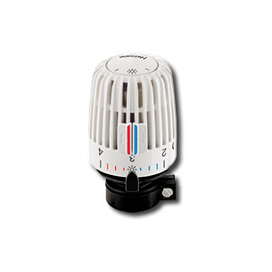 Heimeier  Термостатическая головка К, для клапана Danfoss RAV, 6-28°C, 9800-24.500